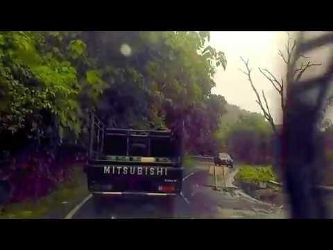 Jalan Ekstrim Gunung Paro Aceh Besar