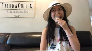 I Tried a Cruffin at Mr. Holmes Bakehouse~Kandy Goes to Seoul Vlog Ep. 5 🍵🥐 thumbnail