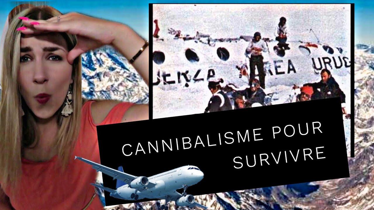 Un Crash D Avion Dans Les Andes Youtube