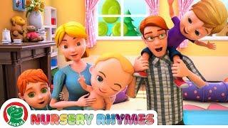 Finger Family Song | ZicZic Nursery Rhymes & Kids Songs