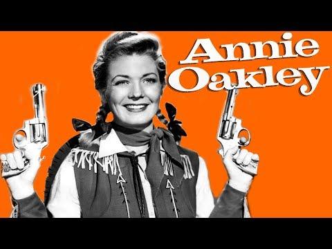 Annie Oakley THE TOMBOY