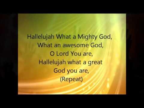 Trent Cory  Mighty God
