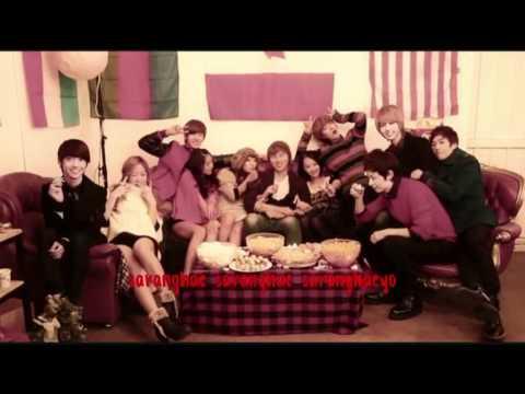 K Sistar Boyfriend - Pink Romance (lyric)