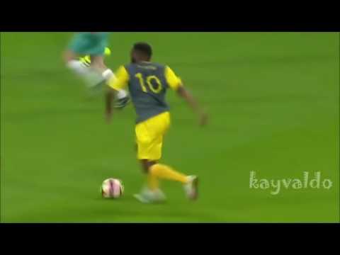 Jay Jay Okocha Skills  Wembley Cup Final 2016 1 1280x720