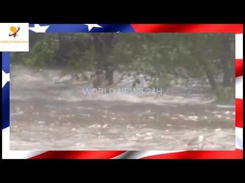 Houston flood: Explosions at Arkema chemical plant