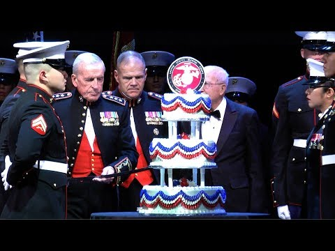 2017 – 242nd Birthday of the US Marine Corps - General Robert Neller, USMC - Preview