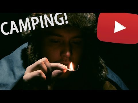 What it's Like Camping with a YouTube Moderator™! (Skit)