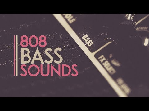 15 Free 808 Bass Sounds Pack Royalty Free Samples