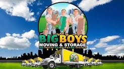 Tampa Movers (813) 936-2699 Moving Specials Big Boys Moving & Storage