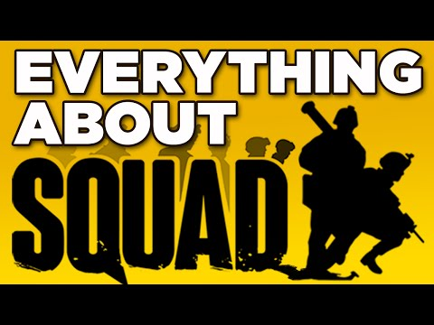 EVERYTHING ABOUT SQUAD | I talk to the devs about the game.