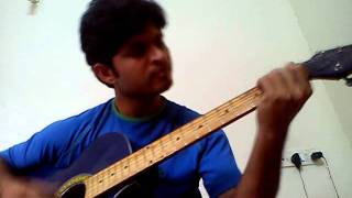 Vikas-Luka chuppi Guitar Chords Cover