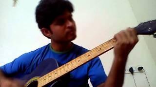 Vikas-Luka chuppi Guitar Chords Cover