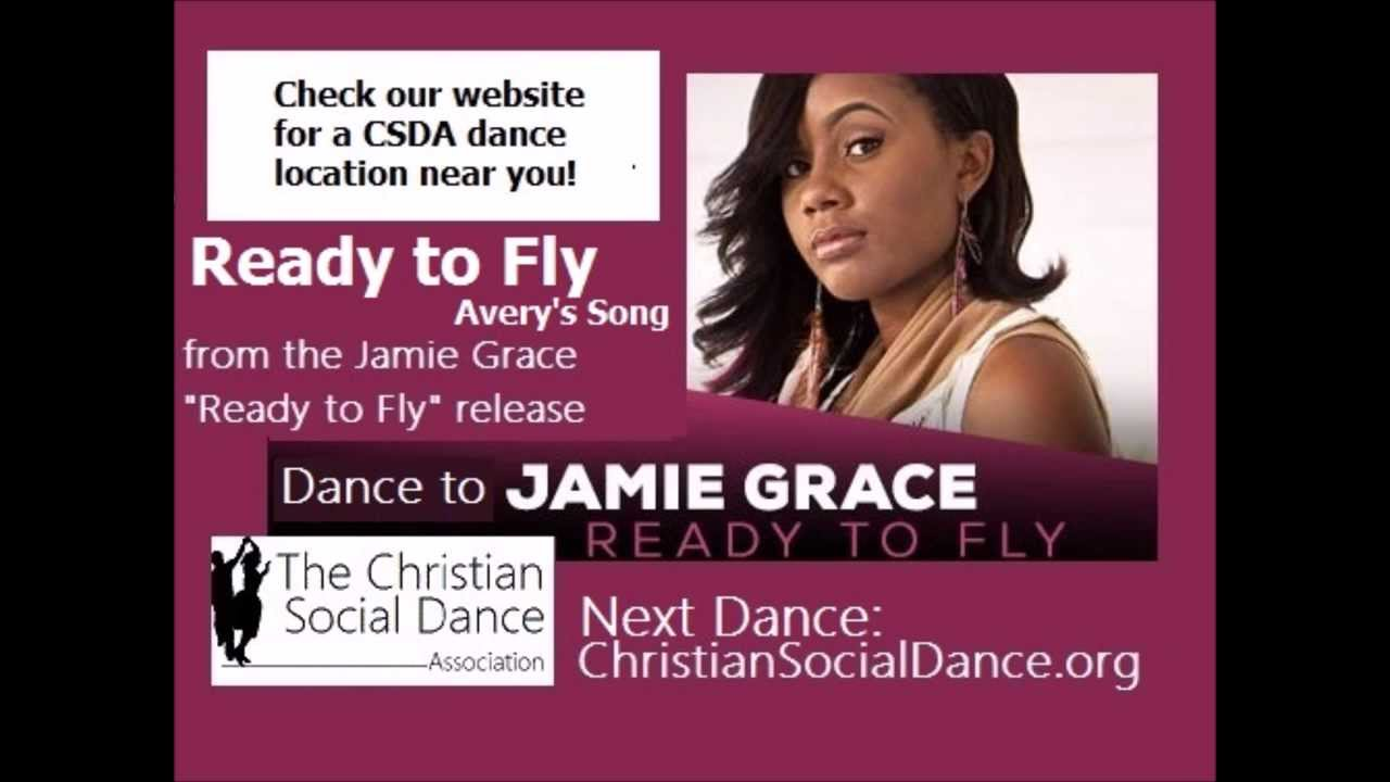 jamie grace ready to fly averys song