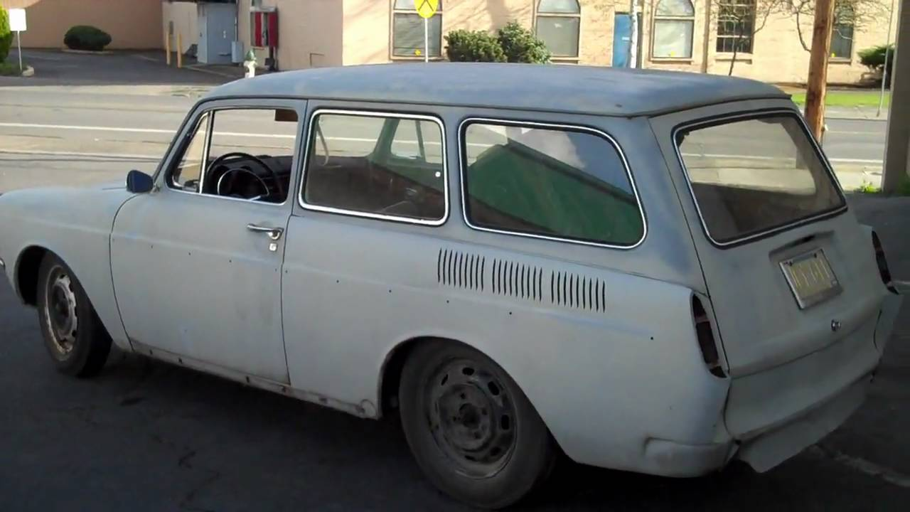 bully breeds 1966 vw squareback youtube. Black Bedroom Furniture Sets. Home Design Ideas