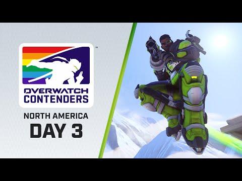 VOD: Noble vs WISP-Overwatch Contenders NA 2021 S1-G3