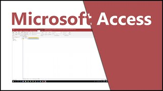 Уроки MS Access. Первая база данных. Типы данных