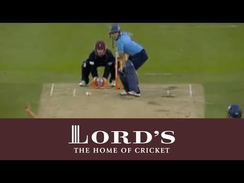 October 2010 Laws of cricket changes - Hit Wicket