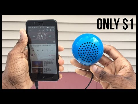 The $1 Portable Speaker | How Bad Can It Be?
