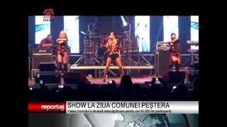 A FOST SHOW LA ZIUA COMUNEI PESTERA 2015