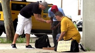 Homeless Jackpot