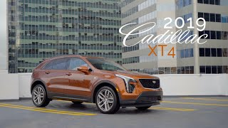2019 Cadillac XT4 | Review