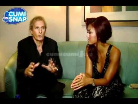 [Uncut Part 2] Exclusive Interview Michael Bolton & Agnes Monica