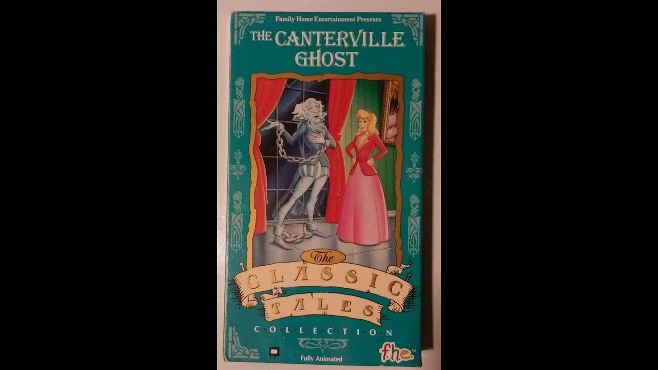 Opening to the canterville ghost 1991 vhs youtube for Classic house 1991