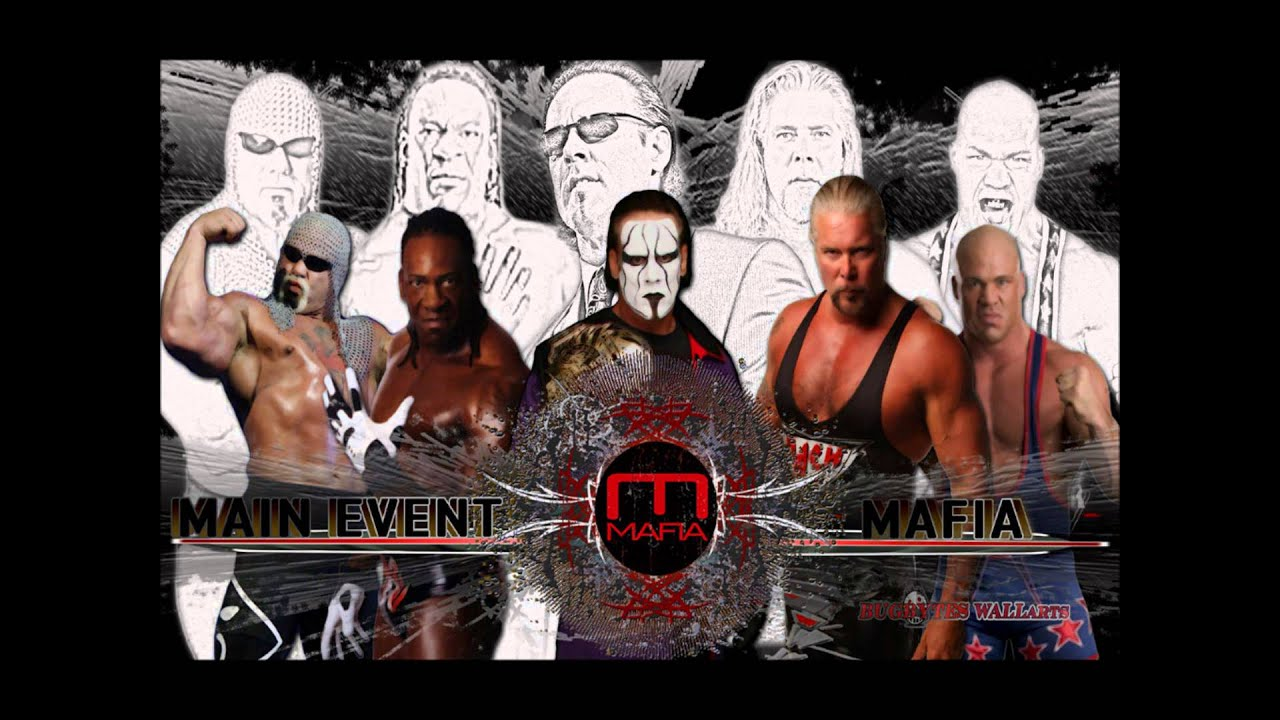 My Top 10 Professional Wrestling Stables Of All Time