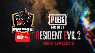 PUBG MOBILE | NEW UPDATE | ZOMBIE MODE