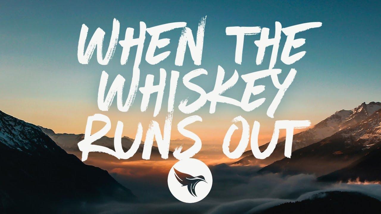 Andrew Jannakos - When the Whiskey Runs Out (Lyrics)