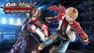 Tekken Tag 2: Lars Leo Max Damage/Staple Combos