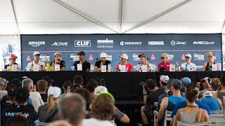 Ironman World Championship Press Conference