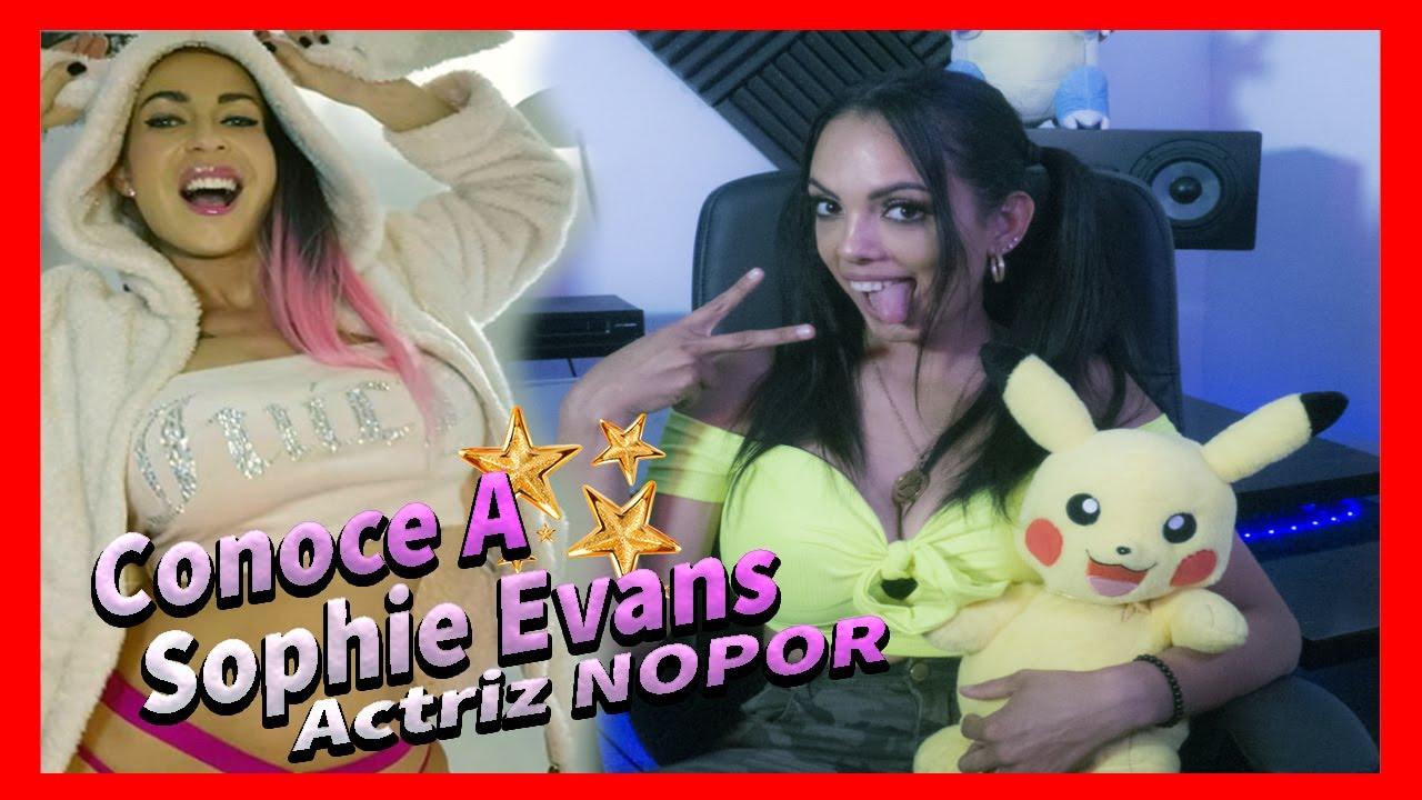 Conoce a Sophie Evans Actriz NOPOR 😜😏 | Katrina Moreno