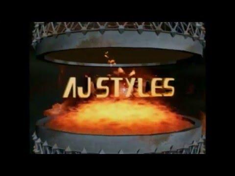 TNA Aj Styles 4th Theme With 3rd Titantron