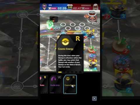 Cosmos energy bug or hack?