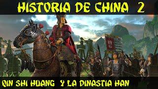 CHINA 2: Era Imperial (Parte 1) - Dinastías Qin, Han y el Periodo de División