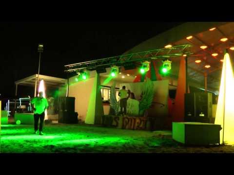 Maritim Pine Beach Resort (сентябрь 2013) - Дискотеки и пляжная вечеринка
