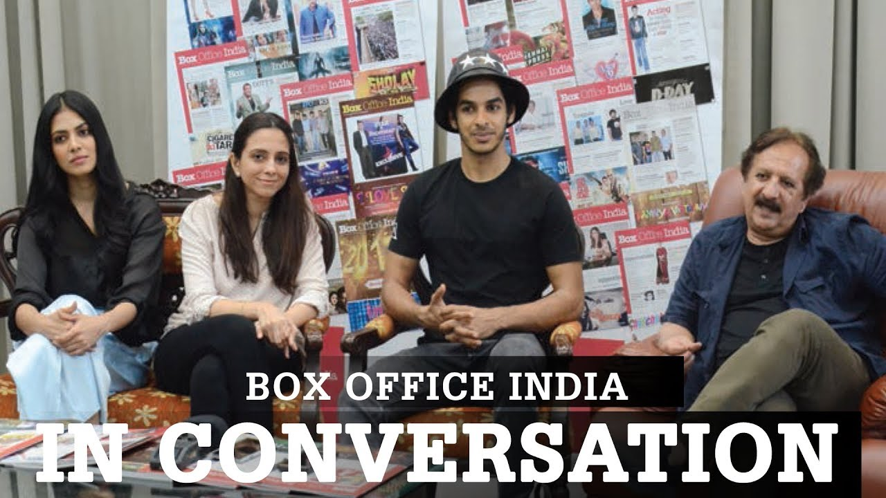 Beyond The Clouds | Ishaan | Malavika | Majid Majidi | Box Office India