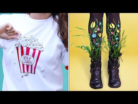 15 DIY Clothing and Fashion Hacks