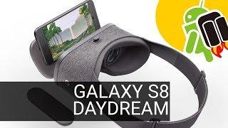 Los Galaxy S8 y S8+ se actualizan para usar la realidad virtual de Daydream