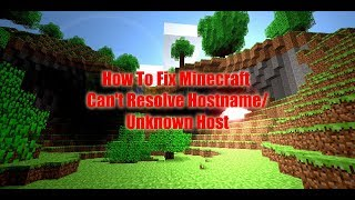 How to Fix Minecraft Can