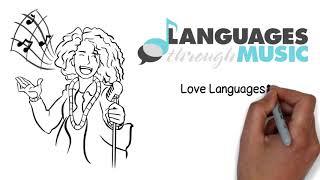 Languages through Music Animated Clip