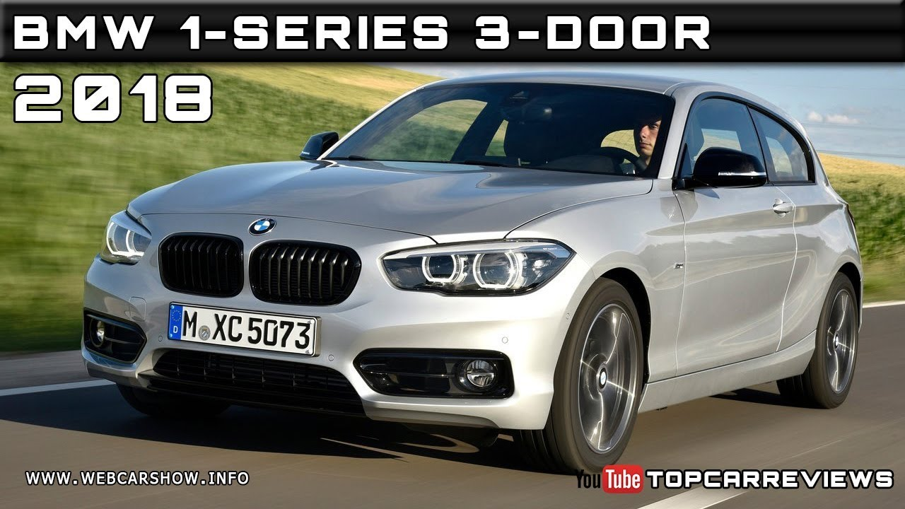 BMW SERIES DOOR Review Rendered Price Specs Release Date - Bmw 1 series 3 door price