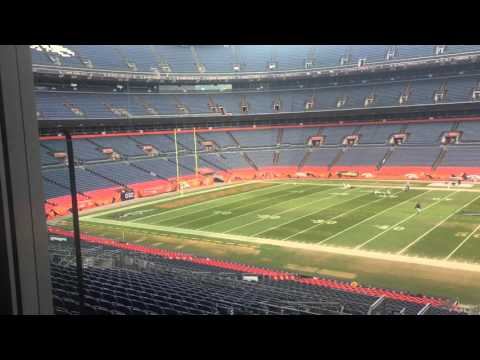 Tour of Sports Authority Field
