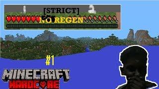 Worst idea of all Time!!!! |Minecraft  Ultra Hardcore (1)