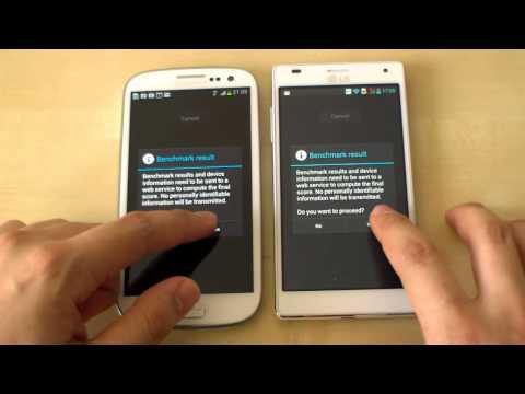LG Optimus 4X HD Testbericht [GERMAN]