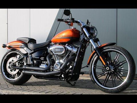 2019 harley davidson breakout 114 cobra pipes scorched orange wchd glasgow scotland