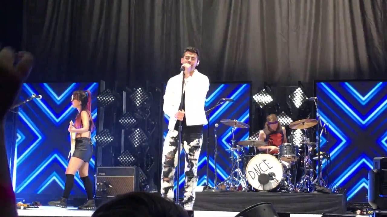DNCE - Pay My Rent - Revival Tour - 2016-06-28 - Xcel Energy Center; St. Paul - YouTube