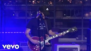 band of horses the funeral live on letterman