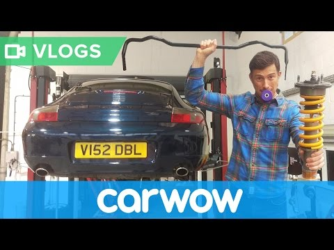 Porsche 911 996 - my suspension upgrades make it drive better than new | Mat Vlogs